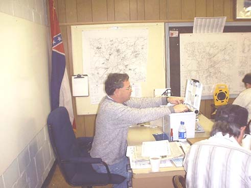 2001 Volunteer Examinations